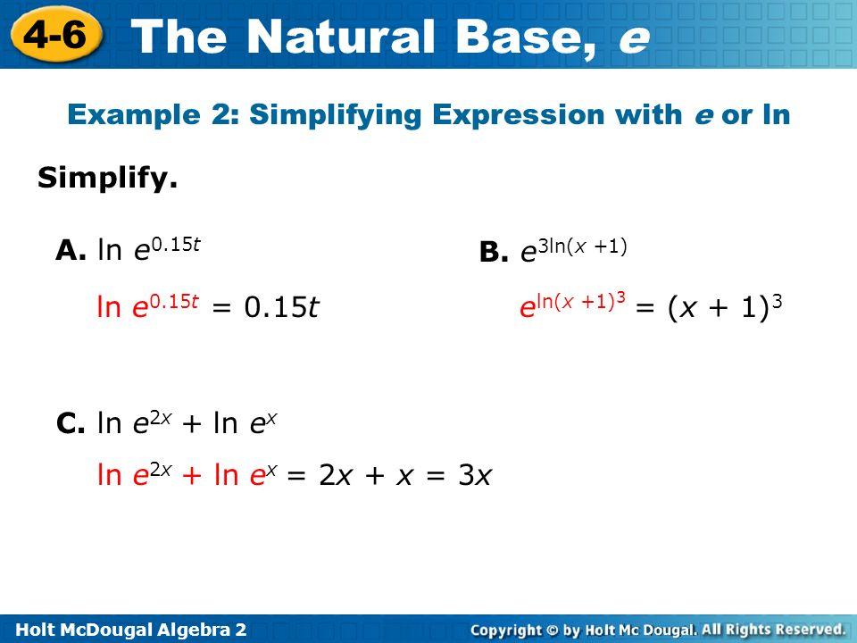 Integrals of Ln(e^x   1) and Ln(e^x - 1)