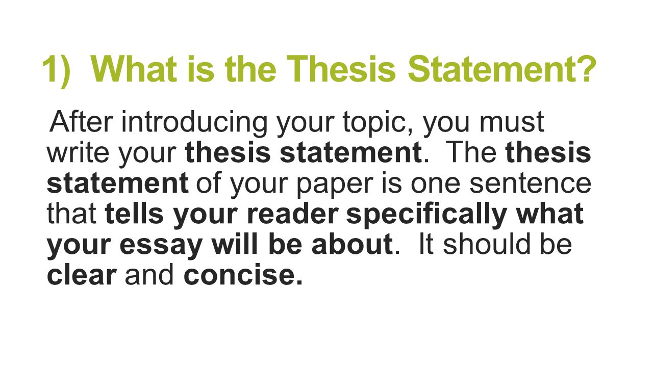5 paragraph essay structure brought to you by powerpointpros com 1 what is the thesis statement