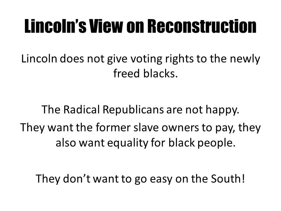 Cheap write my essay radical republicans