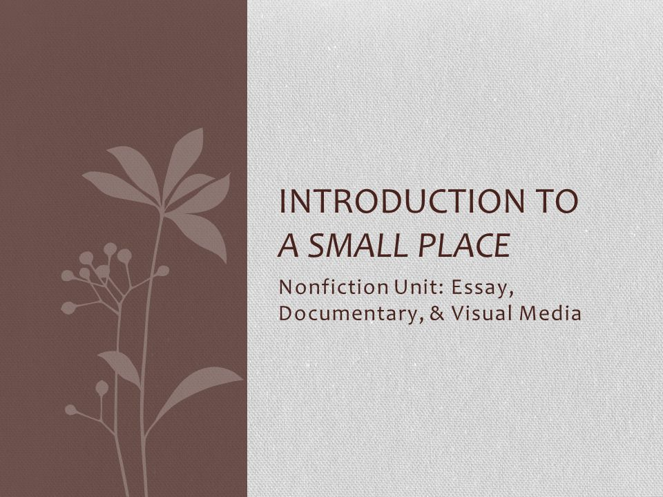a small place essay a small place essay gxart creighton a small place essay gxart orgthe world is a small place essay essay topicsnonfiction unit