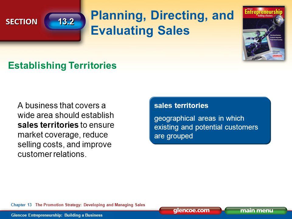Sales Territory Business Plan The Optioneer JM Build a 306090 – Sales Territory Business Plan