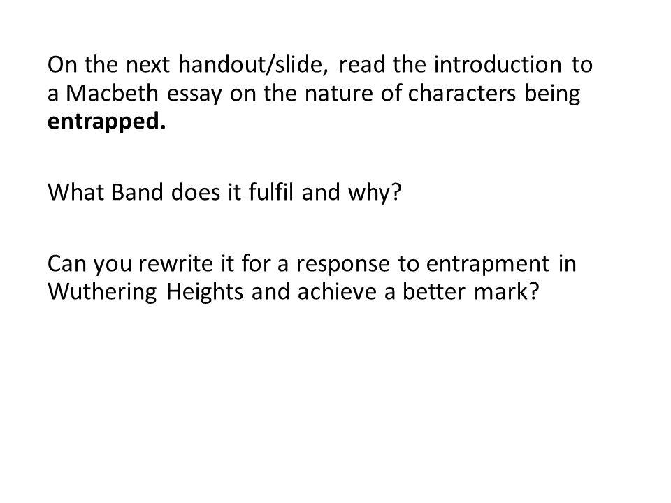 introduction essays macbeth
