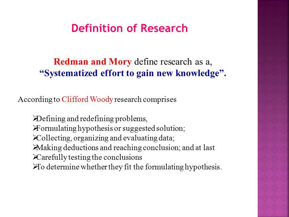 research unit 1