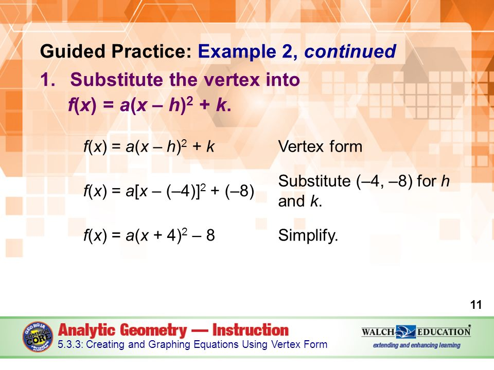 Introduction Quadratic functions are used to model various ...