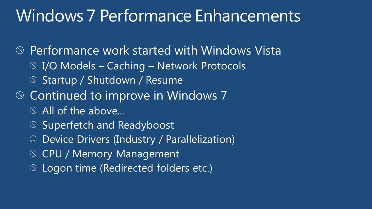 Maximizing Windows 7 Performance: Troubleshooting Tips Johan ...