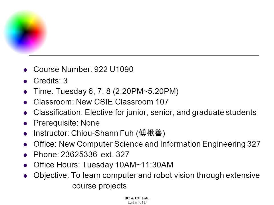 dc cv lab - Cv Computer Science Graduate