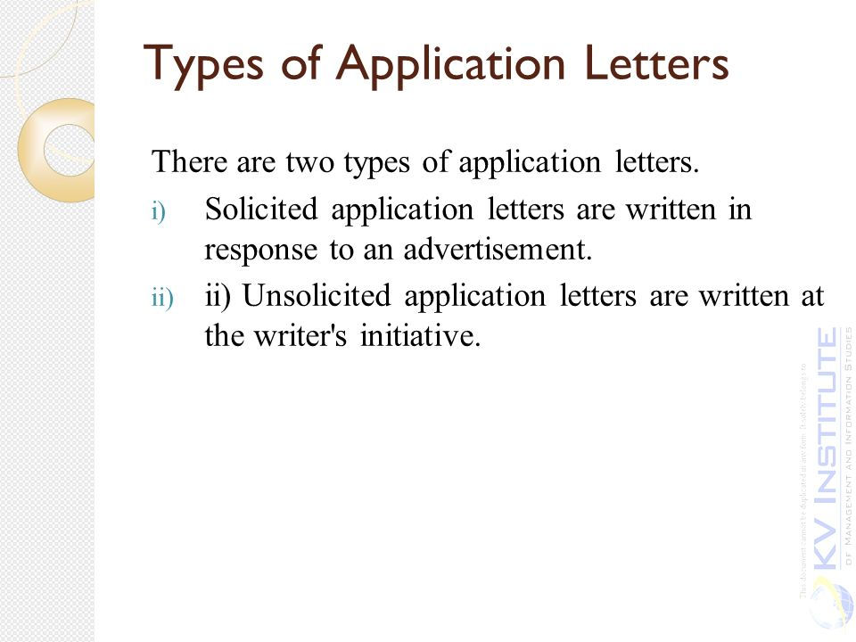 Buy Original Essay Unsolicited Application Letter Meaning