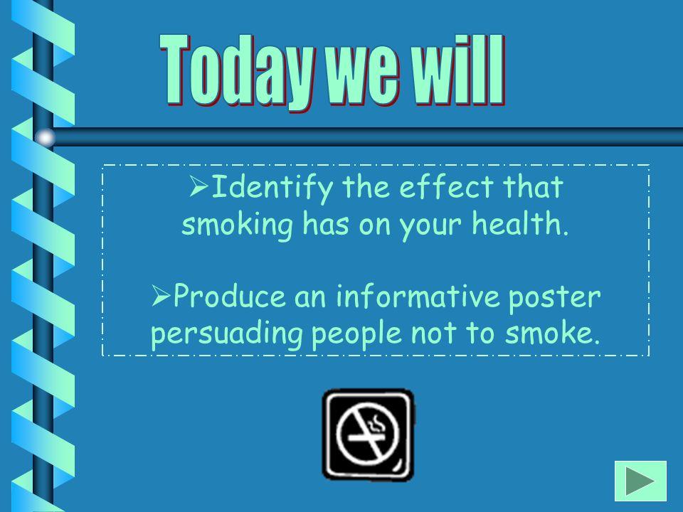 informative essay on smoking