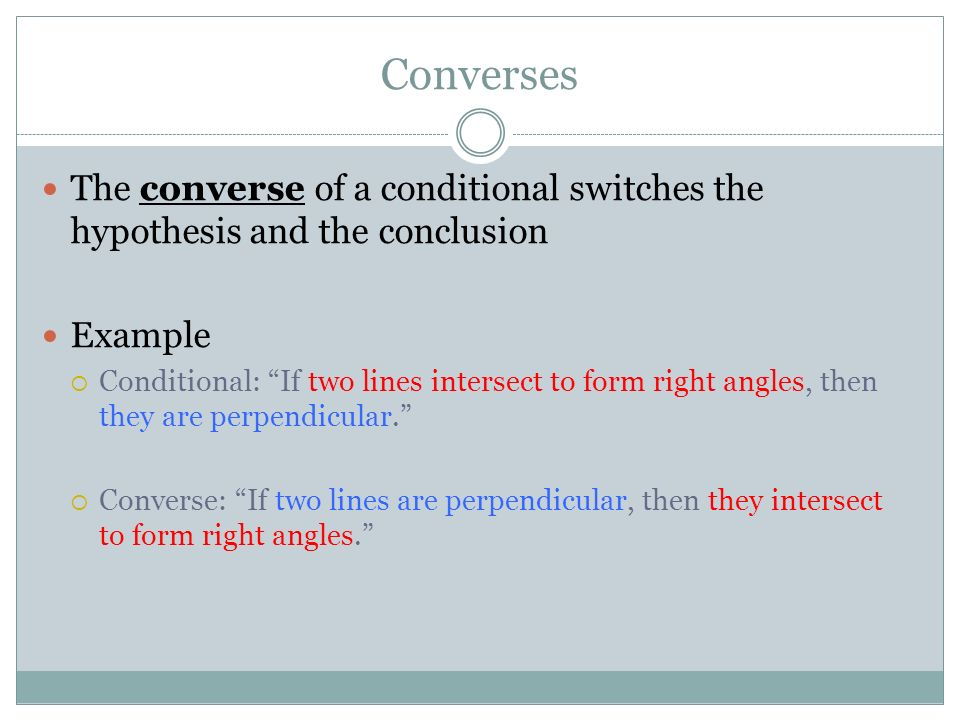 Conditional Statments. Warm Up What is the fourth point of plane ...