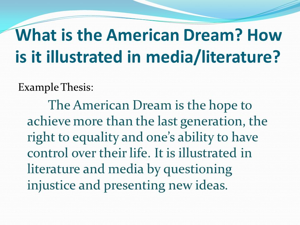 Etonnant The Great Gatsby Essay Guide StudyFAQ Com Define The American Dream Essay  GRIN Publishing The American