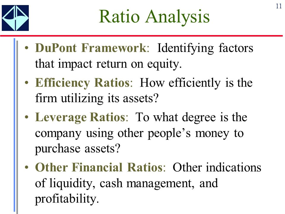1 Analysis Of Financial Statements. 2  Organize A Systematic