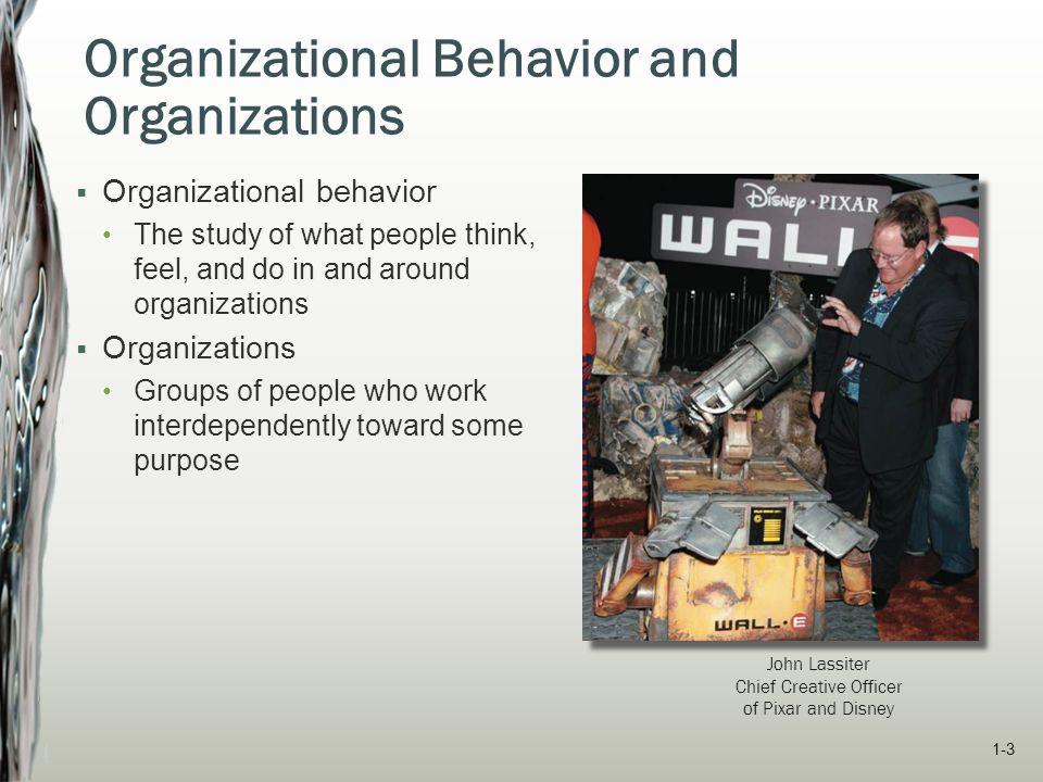 behavior and communication walt disney