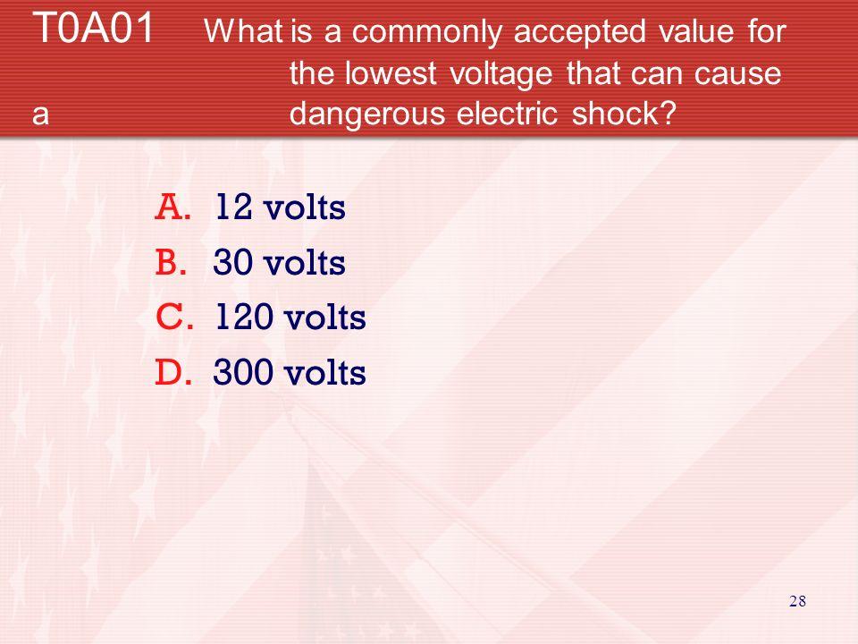 27 Element 2 Technician Class Question Pool T0 Valid July 1, 2006 Through June 30, 2010