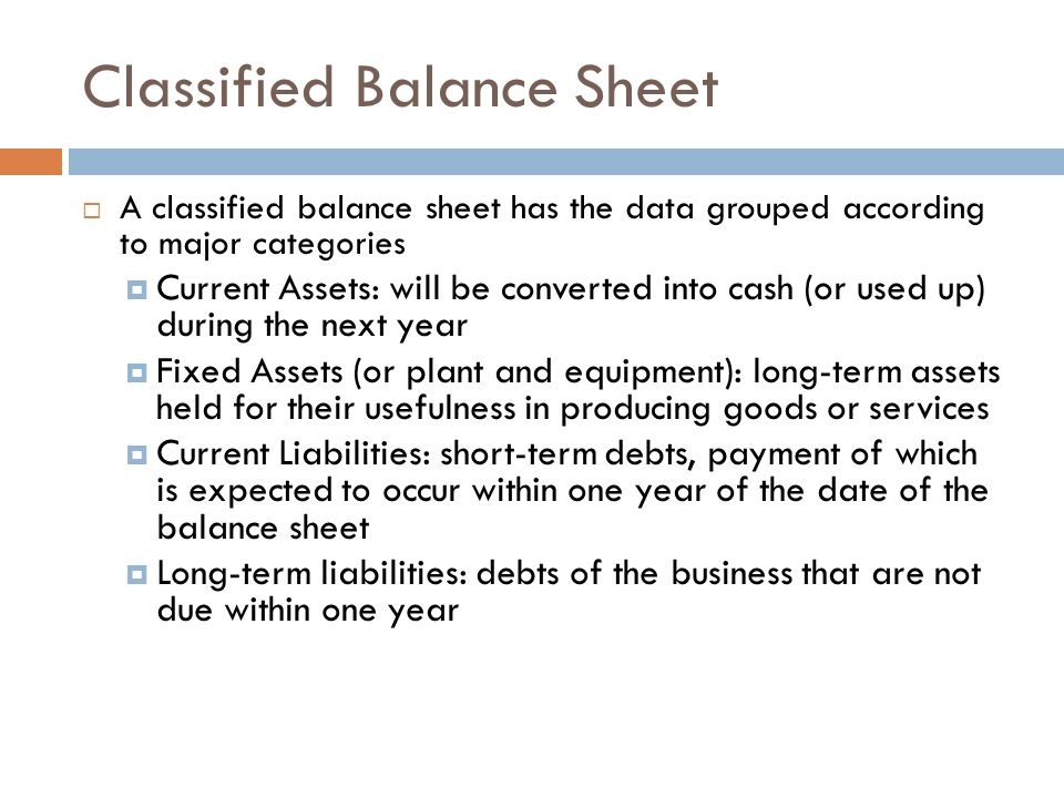 How Accountants Use Balance Sheets Account Form Report Form – Report Form Balance Sheet