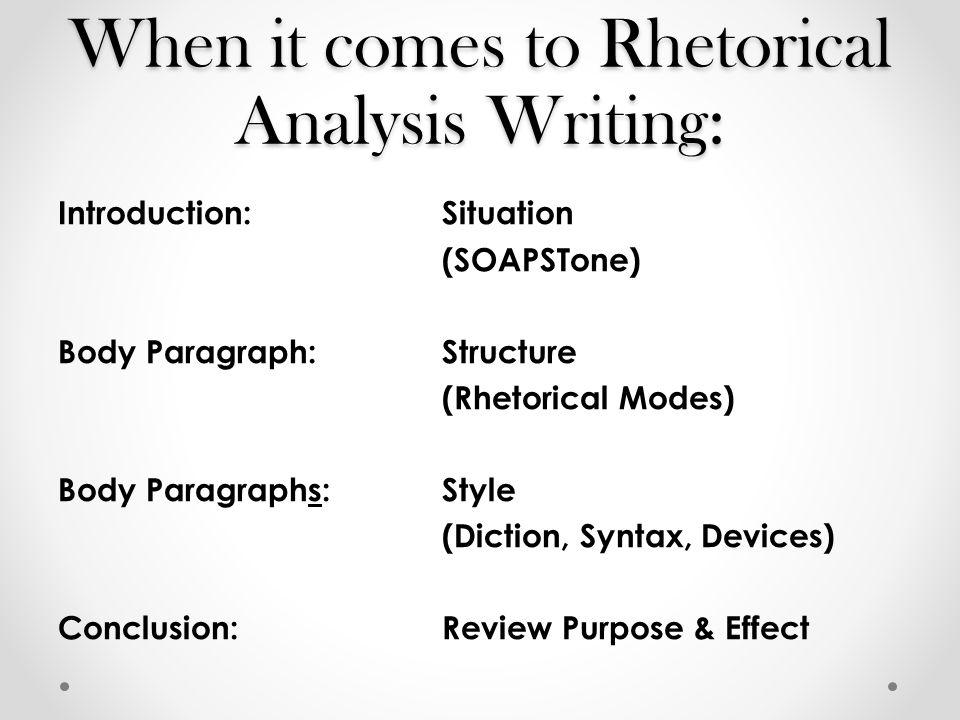 Best Rhetorical Analysis Essay Writing Sites Us