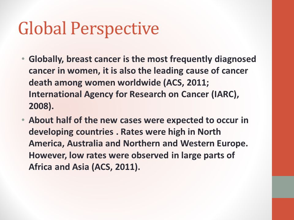 introduction for breast cancer essay Cancer / introduction of cancer breast cancer institute we can write a custom essay on  introduction of cancer essay sample.