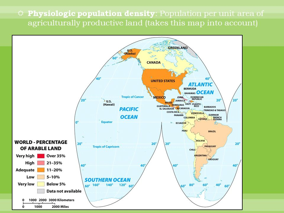 Population in Brazil   International Baccalaureate Geography     Latin America and GeoVis Picture