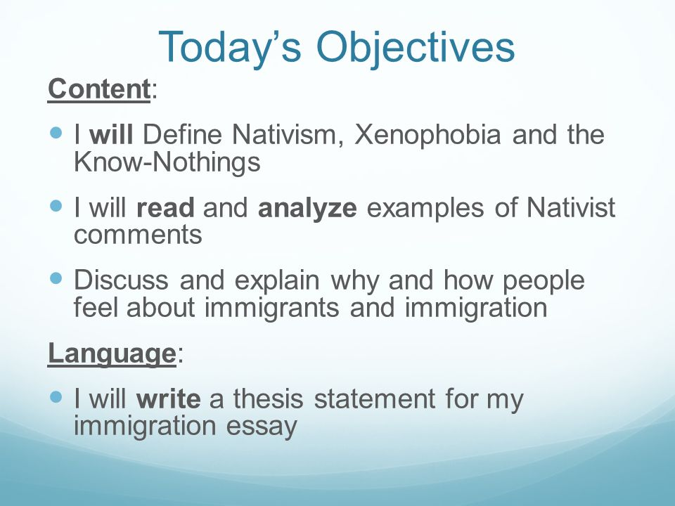 my immigration research paper essay Immigration research papers discuss the problem of immigration in the united states.