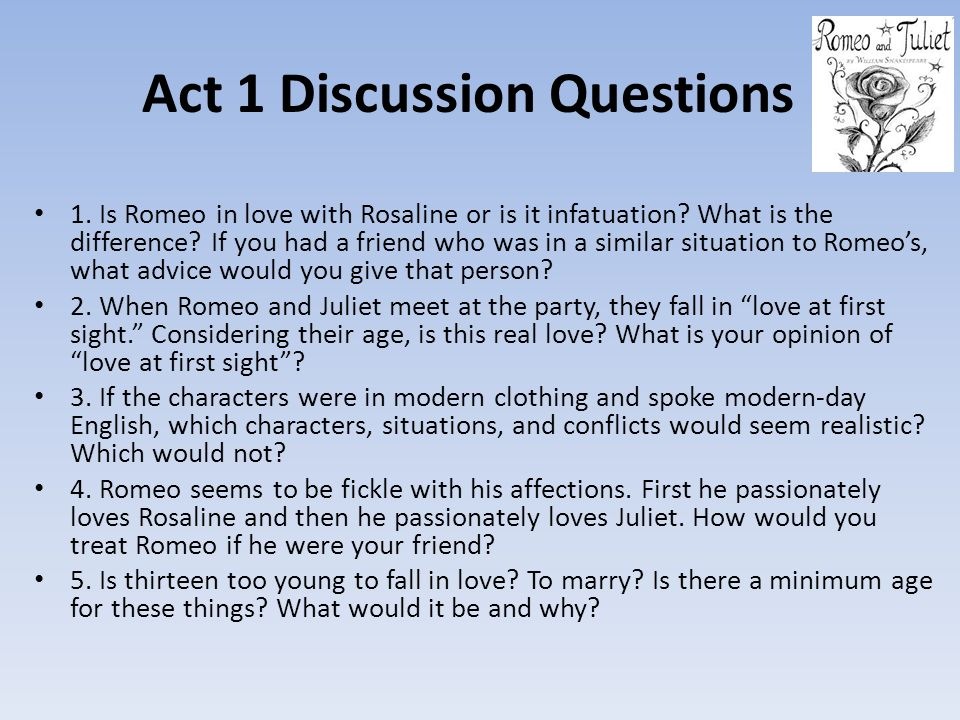 rosaline and act 1 scene 5 essay The relationship of macbeth and his wife in act 1 scene 5 and 7 from the beginning of the play, the relationship between macbeth and his wife seem to be the expected partnership in romance, however, as the play progresses, our expectations seems to change for the worst.