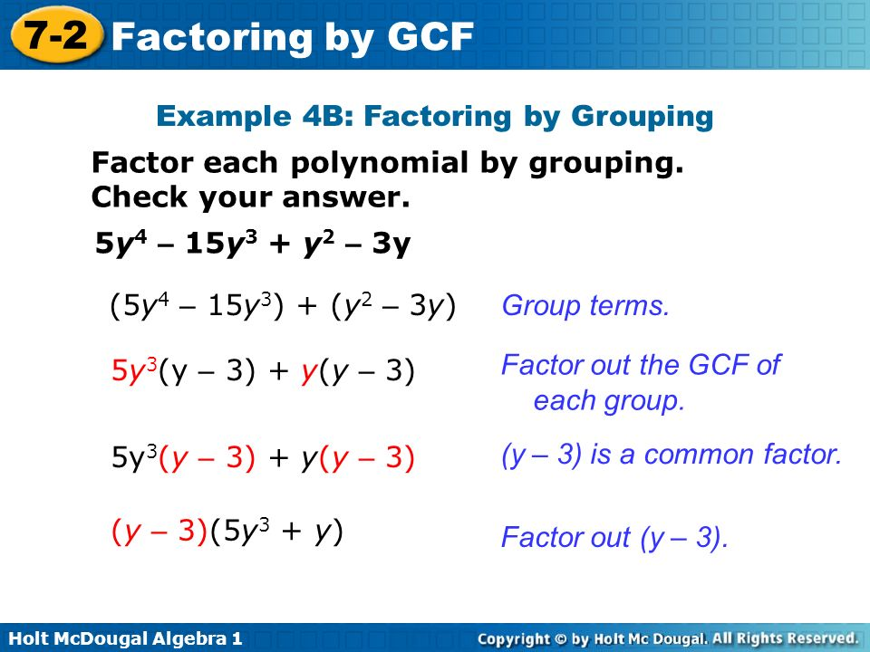 Factoring Polynomials Gcf Worksheet Delibertad – Factoring by Gcf Worksheet
