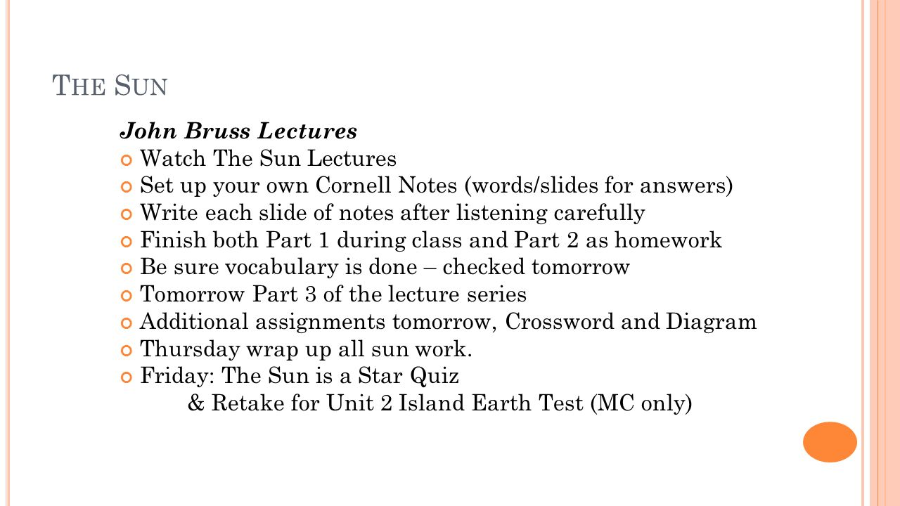 unit three lecture study guide Free essay: unit 3 lecture study guide 1 list the 4 primary tissue types and give the general characteristics and functions of each one 2 how are.