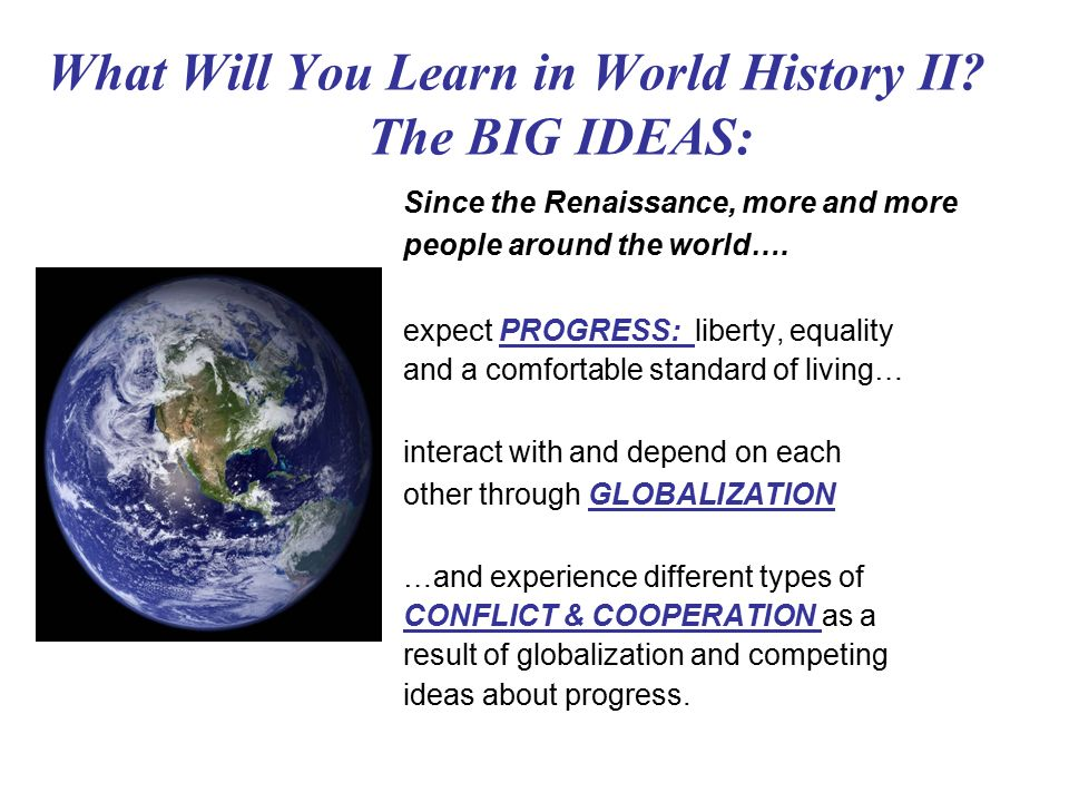 How does globalization effect our lives?
