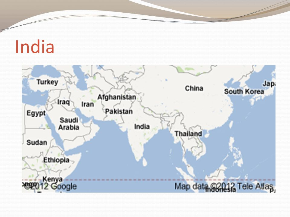 india the worlds seventh largest country