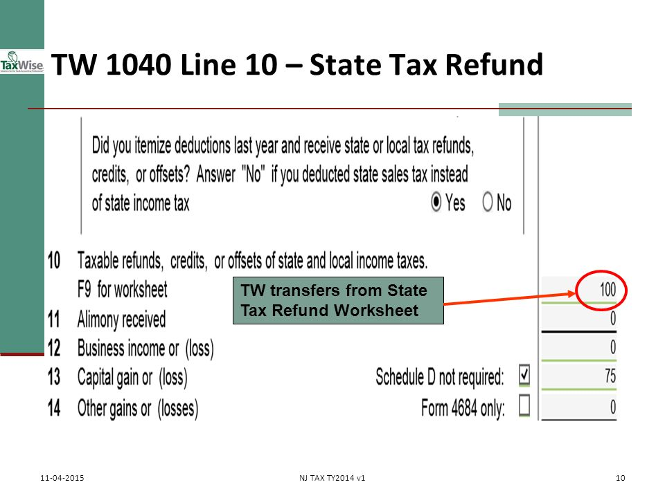 State Income Tax Refund Alimony Pub 17 Chapters 12 18 – State Tax Refund Worksheet