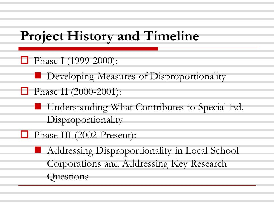 "disproportionality researching the overrepresentation of minority Fined,"" minority overrepresentation is of- when looking at disproportionality locally researching strategic plans received from."
