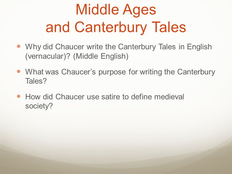 a character analysis of geoffrey chaucers frame story canterbury Canterbury tales by geoffrey chaucer the canterbury tales are probably unfinished and are organized into a bunch of fragments character analysis.