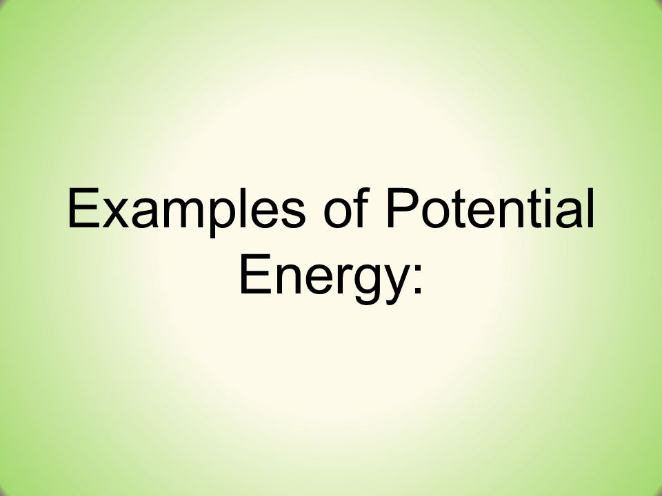 Energy / Alternative Energy 5 th Grade Science Forms of Energy ...