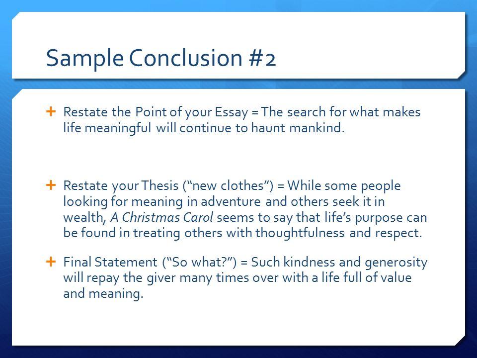 full essay family values