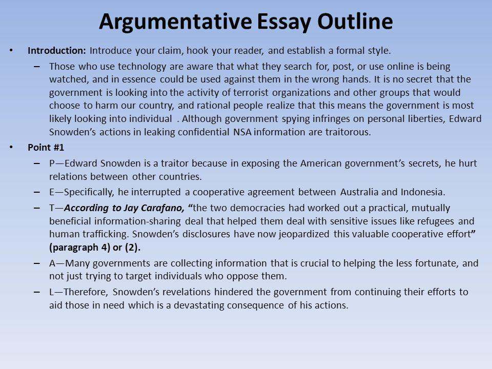Informal Essays