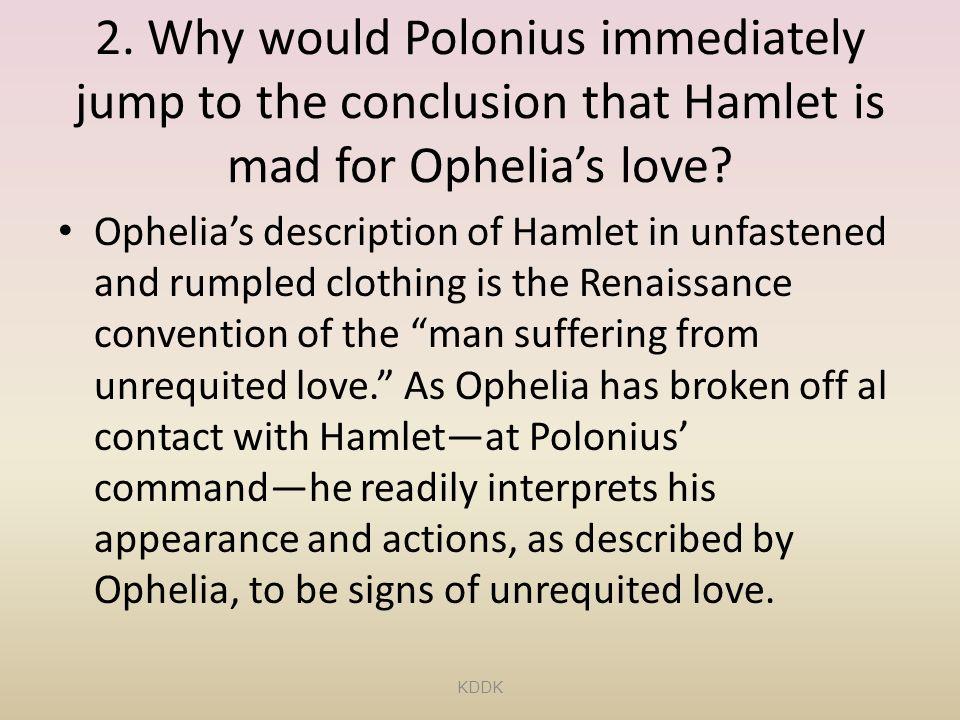 Hamlet Essay Topic