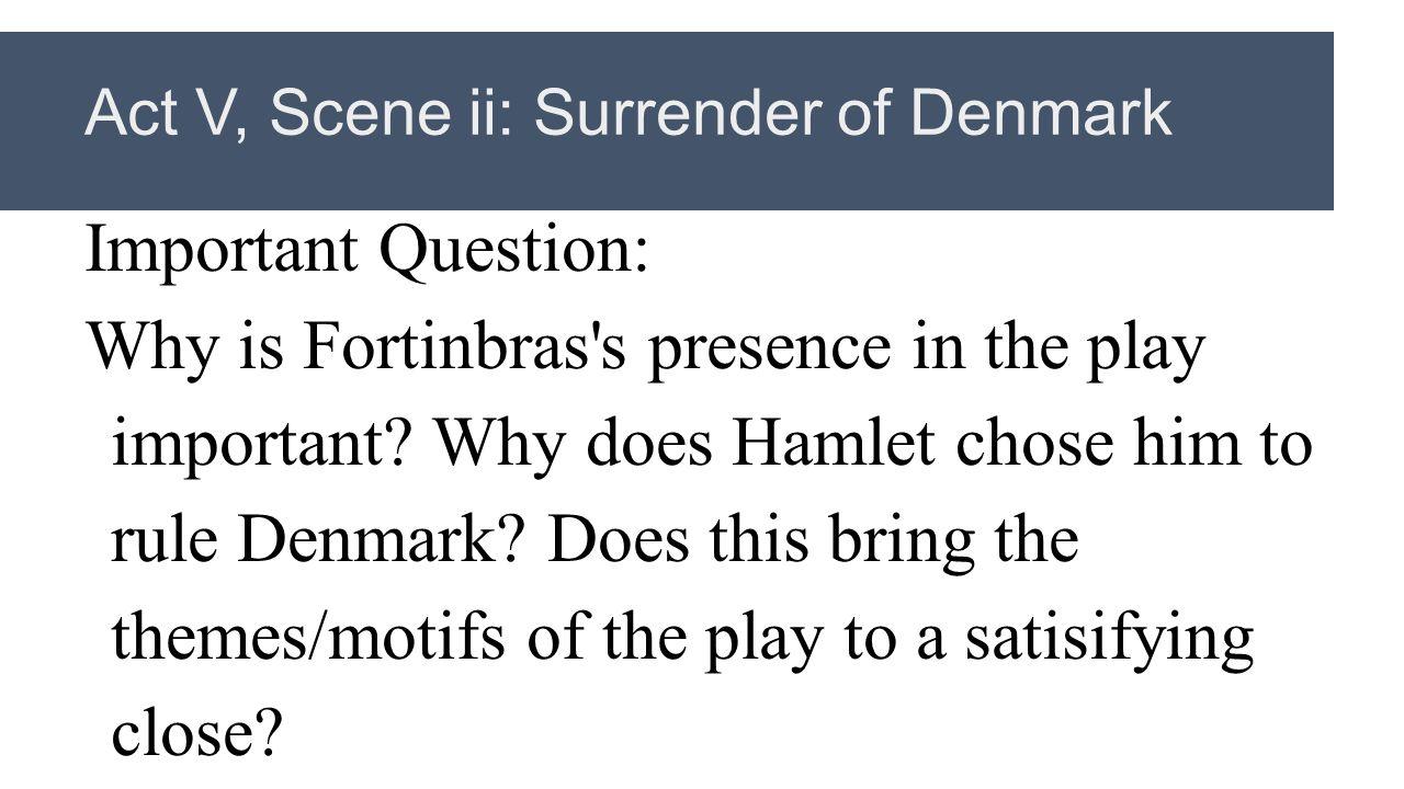 hamlet act 2 quiz essay