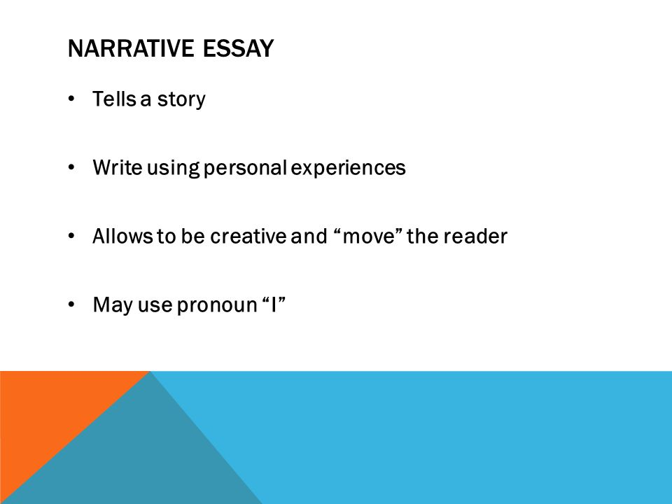 four types of writing expository essays descriptive essays  9 narrative