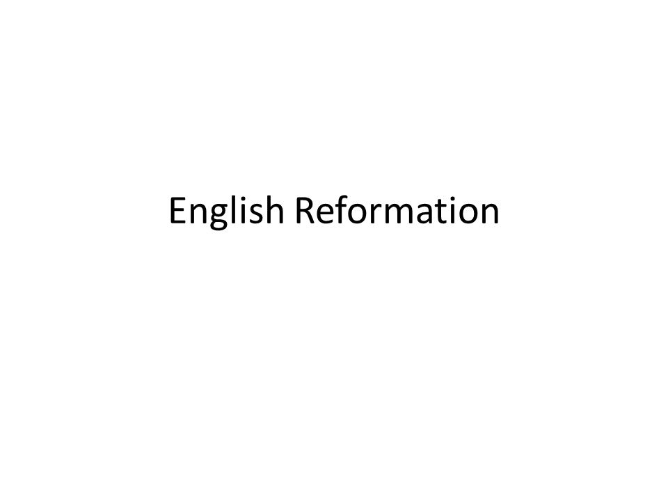 bell ringer what did martin luther do his theses  2 english reformation