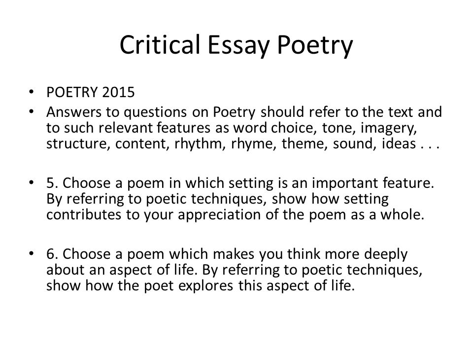 questions on poems Poems ask wonderful questions, sometimes without including a single question mark we've gathered a collection of poems with questions, some answered and some unanswerable.