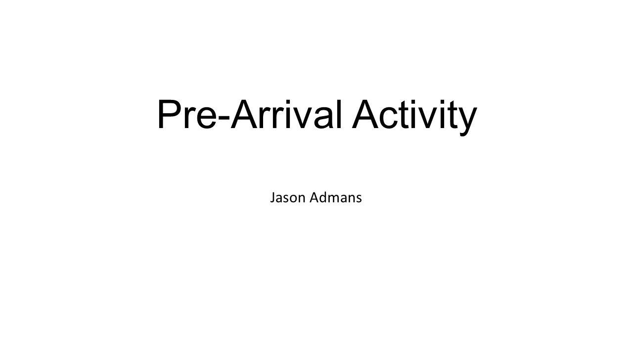 pre arrival activity jason admans what is the first computer in 1 pre arrival activity jason admans