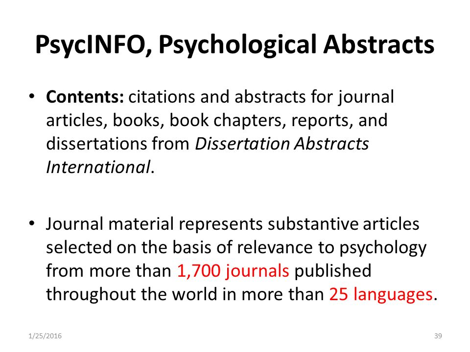 dissertation abstracts international online