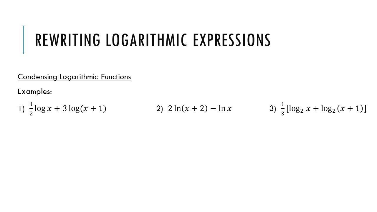 Worksheets Properties Of Logs Worksheet properties of logs worksheet 10 3 skills practice logarithms 10th 12th grade