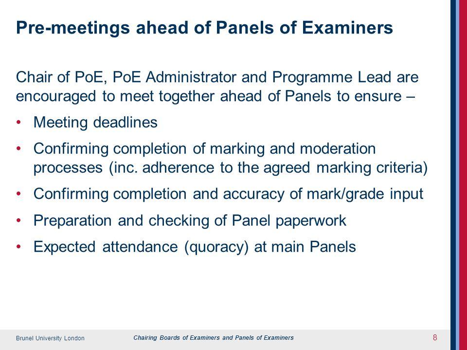 masters dissertation marking criteria