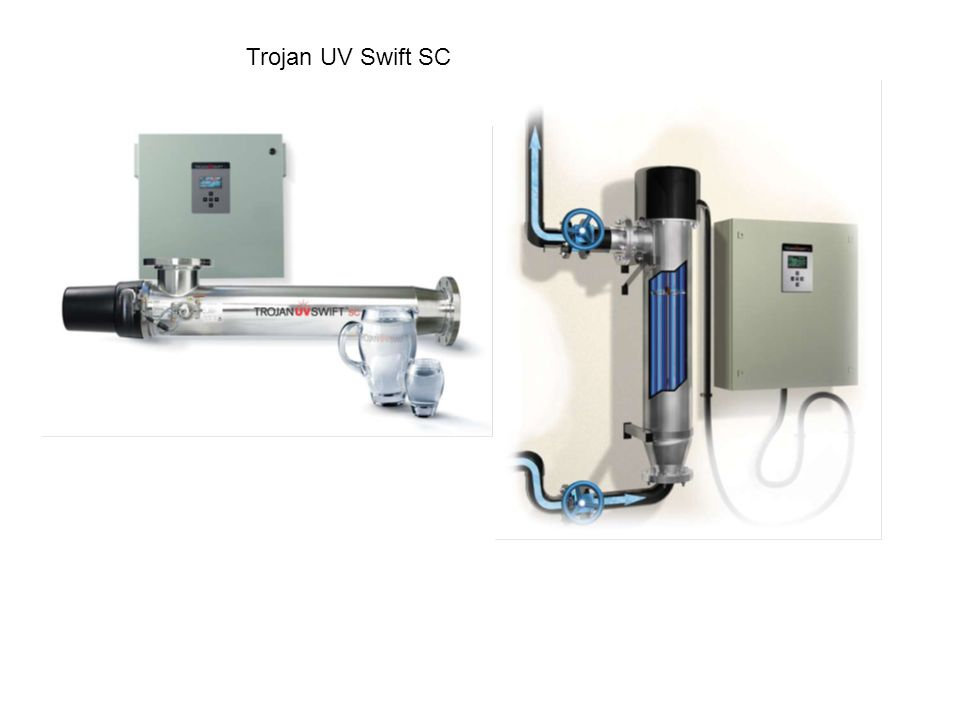 trojan uv swift sc introduction designed to meet the needs of the 1 trojan uv swift sc