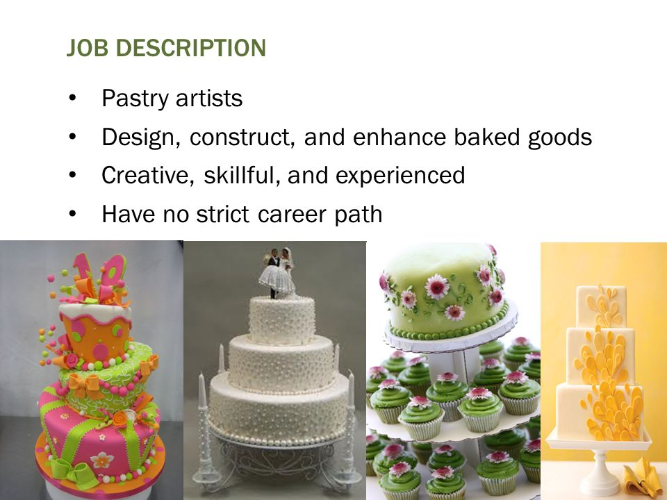 Cake Decorating Career cake decorator rachael picard. cake decorating is both a