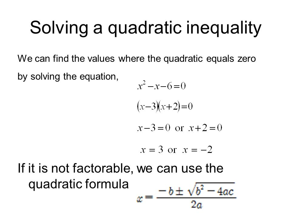Worksheets Functions Solving Quadratic Inequalities In One Variable Worksheet word problem worksheet questions quadratic inequalities in one solving a inequality we can find the values where equals zero by solving