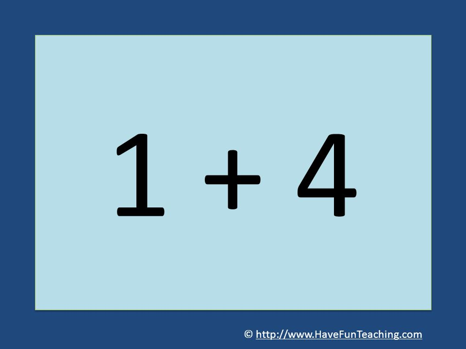 Math Facts Single Digit Addition © - ppt download