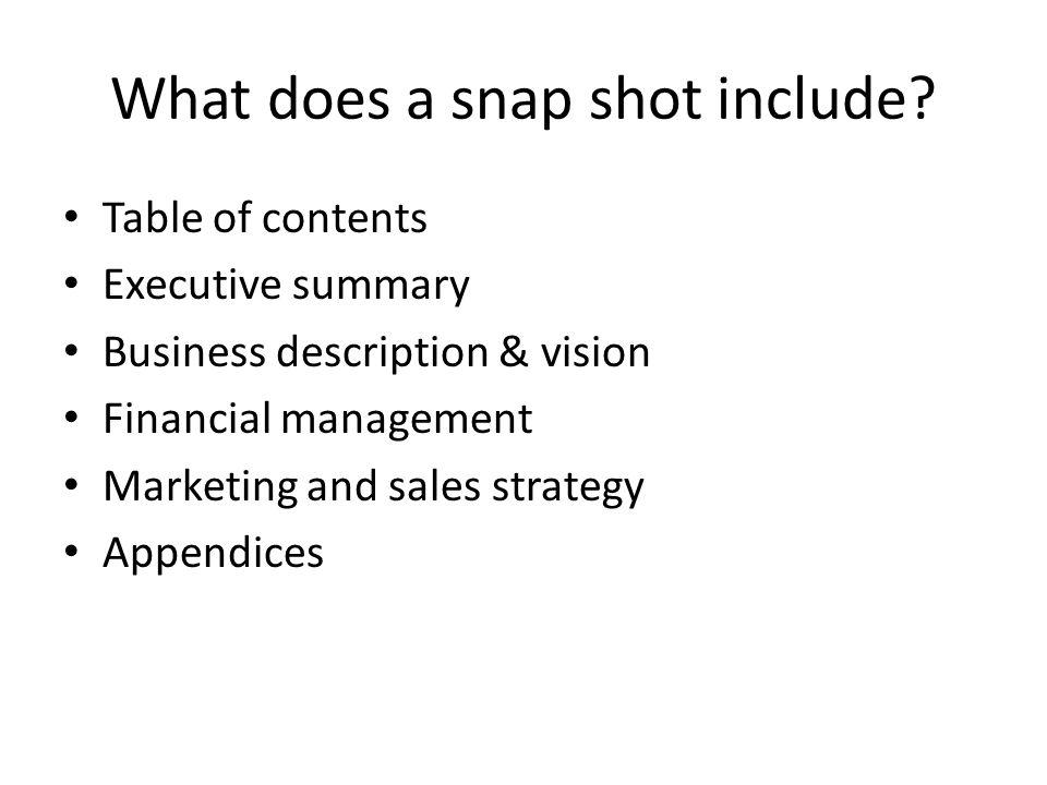 Sales management business plan