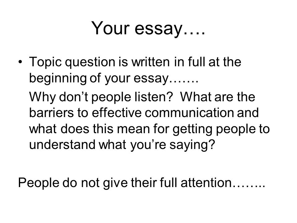 communications essay questions Did writing essay turn into a nightmare entrust your assignment to the best professionals in the field of custom composing if you need #buyessay look at this service https:// essay-libcom.