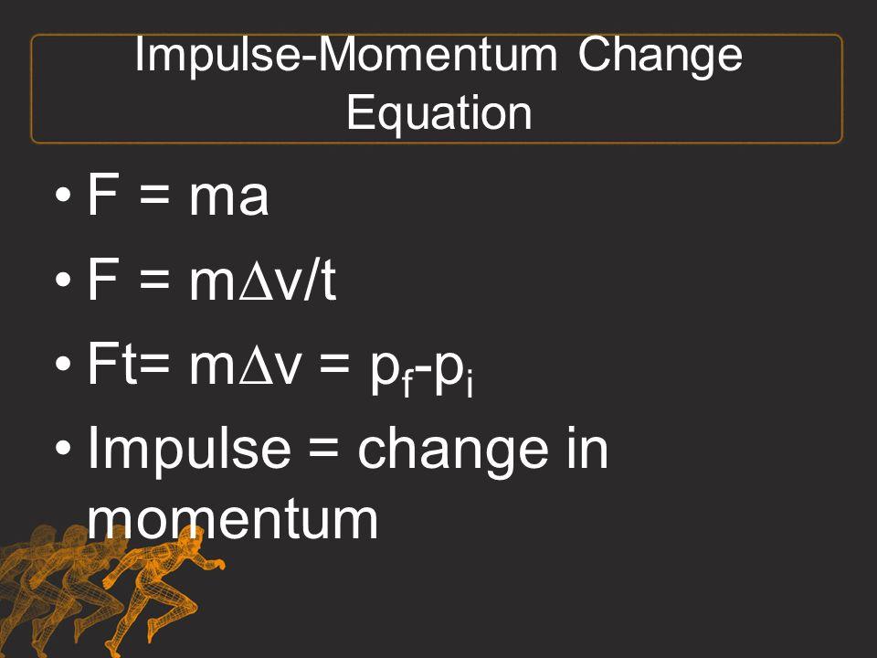 Momentum General Physics Momentum Mass In Motion Symbol P Equation