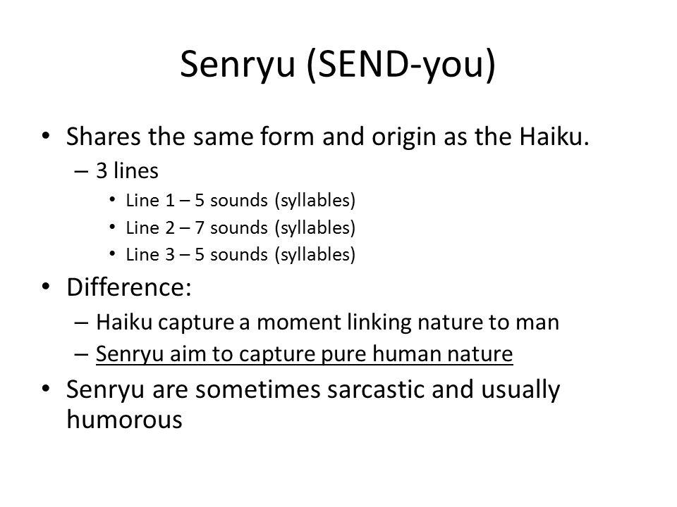 Death (Senryu) Poem by Sandra Martyres - Poem Hunter
